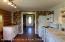 Opposite View Of Kitchen. Oak Hardwood Floors. So Clean / Looks Brand New!