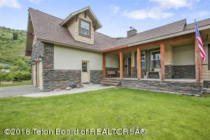 277 ROCKBRIDGE RD, WITH LOT 26, Afton, WY 83110