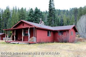 361 BOX Y RANCH, Alpine, WY 83128