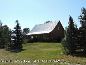 3 Bedroom/4 Bath Log Home On 5 Acres In Cora. Monte Vista Subdivision.