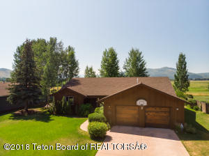 1510 W CLYDESDALE DR., Jackson, WY 83001