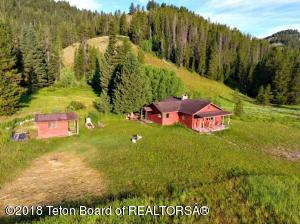 361 MEADOW CREEK ROAD, BOX Y RANCH, Alpine, WY 83128