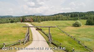 1590 &1530 & 1640 BUSTLE CREEK ROAD, Alta, WY 83414