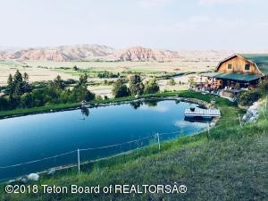 65 BALD MOUNTAIN ROAD, Dubois, WY 82513