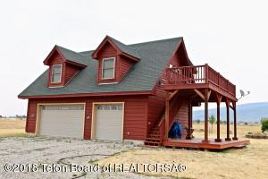 5233 FOX CREEK DRIVE, Victor, ID 83455