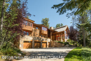 7750 N GRANITE RIDGE ROAD, Teton Village, WY 83025