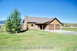 725 SADDLE DRIVE, Etna, WY 83118