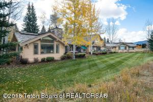2400 HOMESTEAD CIRCLE, Wilson, WY 83014