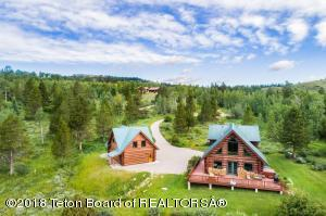 4155 W SILVER SPUR ROAD, Wilson, WY 83014
