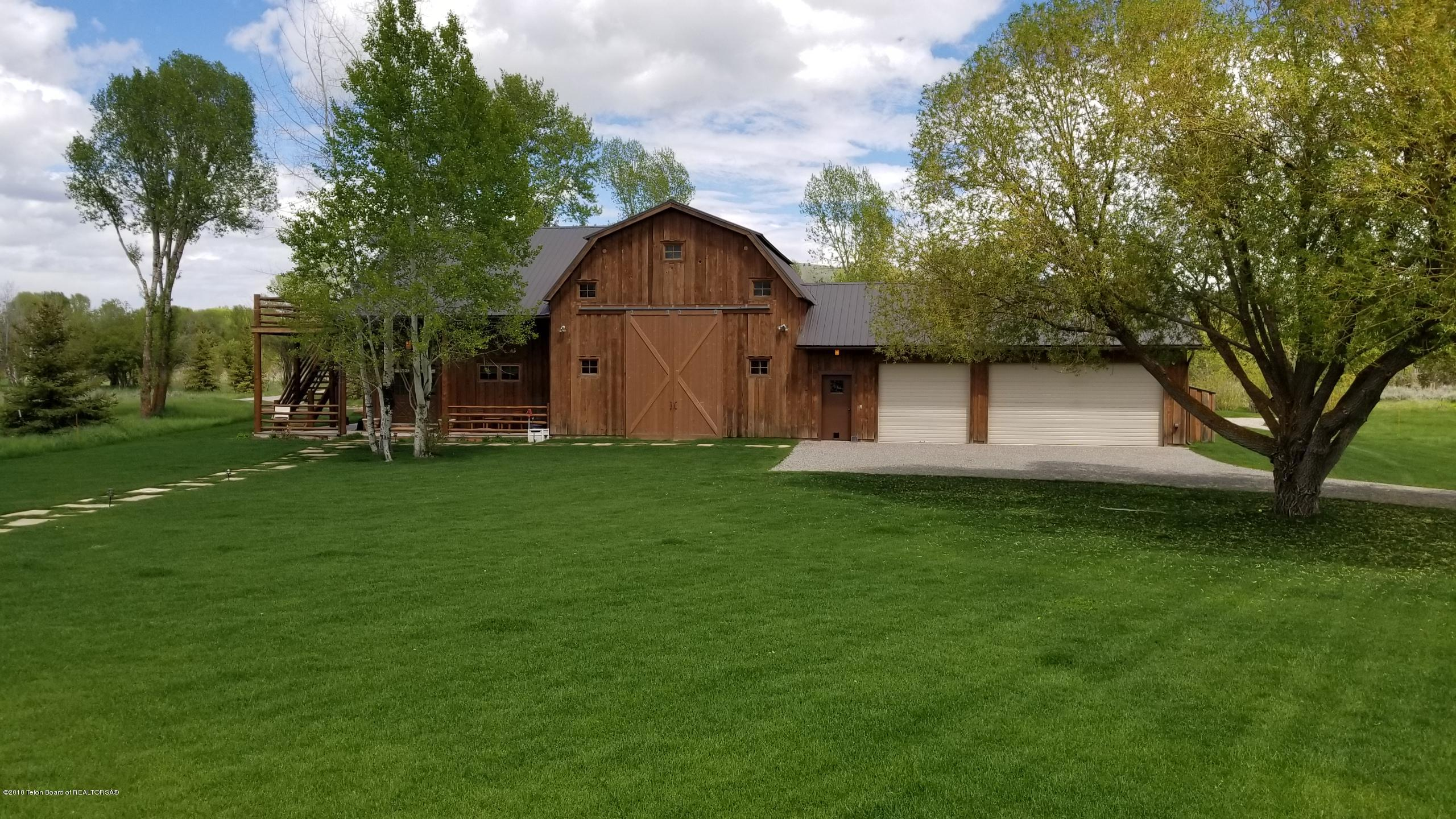 High Mountain Real Estate3300 N TRAPPER LN, Wilson, WY 83025