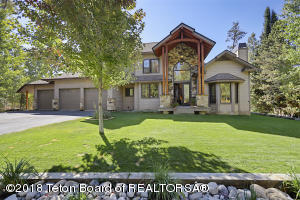 333 ASPEN RIDGE TRAIL, Alpine, WY 83128