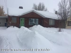 270 E 4TH AVE, Afton, WY 83110