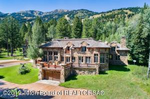 7920 N GRANITE RIDGE RD., Teton Village, WY 83025