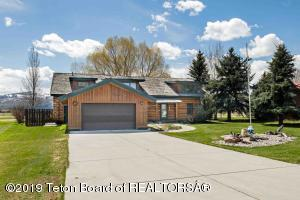 1520 W CLYDESDALE DRIVE, Jackson, WY 83001