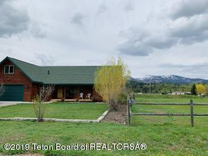 189 RED TAIL PATH, Alpine, WY 83128
