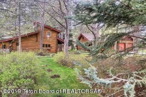 3665 FISH CREEK DRIVE, Wilson, WY 83014