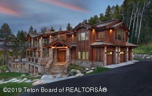 4100 S TAYLOR CREEK ROAD, Wilson, WY 83014