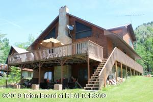 543 VISTA EAST DR., Star Valley Ranch, WY 83127