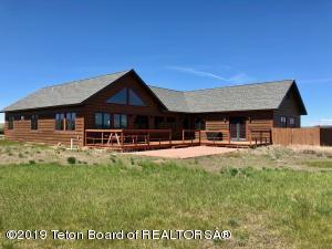 67 OLD BRAZZILL RANCH, Pinedale, WY 82941