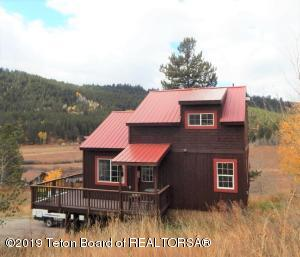 3850 WN FALL CREEK RD, Wilson, WY 83014