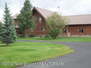 20 OLD BRAZZILL TRL, Pinedale, WY 82941