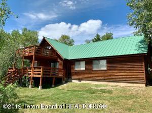 182 HILLSIDE WAY, Star Valley Ranch, WY 83127