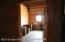 Tack room with natural and artificial light