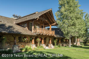 13675 S RIVER BEND RD., Jackson, WY 83001