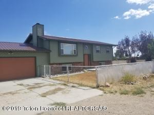 723 W VALLEY RD, Labarge, WY 83123