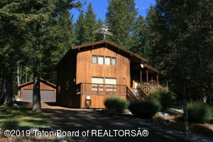 1151 VISTA DR, Star Valley Ranch, WY 83127