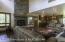 Open floor plan, great room