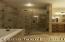 Master bath with separate walk in shower and soaking tub