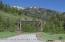 Entrance into private subdivision, Indian Creek