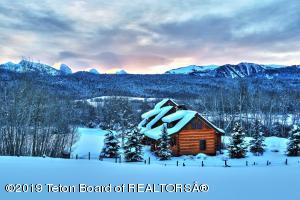 191 W MOOSE MEADOW LN, Alta, WY 83414