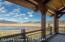 24. Master bedroom balcony