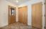 Mudroom Storage + Door to Back Patio