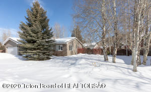 3024 CANYON DR, Jackson, WY 83001