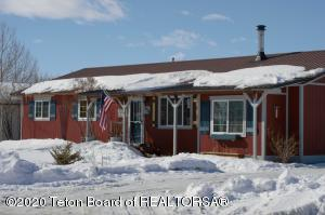 356 S MADISON AVE, Pinedale, WY 82941