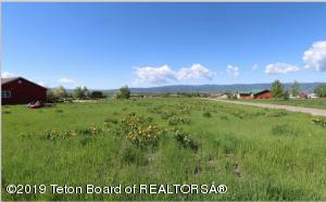 310 -LOT16 SOLITUDE PLAT12 CORNER LOT WATER PD, Star Valley Ranch, WY 83127