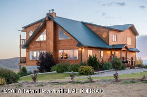 169 PAPE RD RD, Daniel, WY 83115