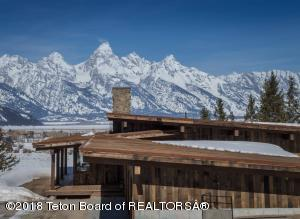 7662 E TETON VALLEY RANCH ROAD, Kelly, WY 83011