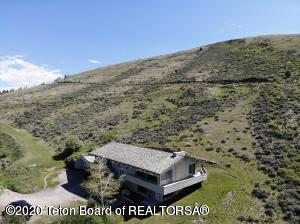 Amazing 17.95 acre lot with elevated views.