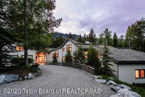 6840 N ELLEN CREEK ROAD, Teton Village, WY 83025