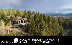 655 N WEST RIDGE ROAD, Jackson, WY 83001