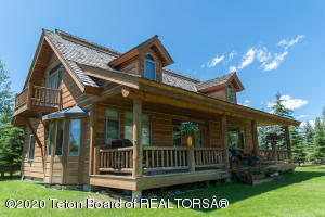 1096 MELODY CREEK LN, Jackson, WY 83001
