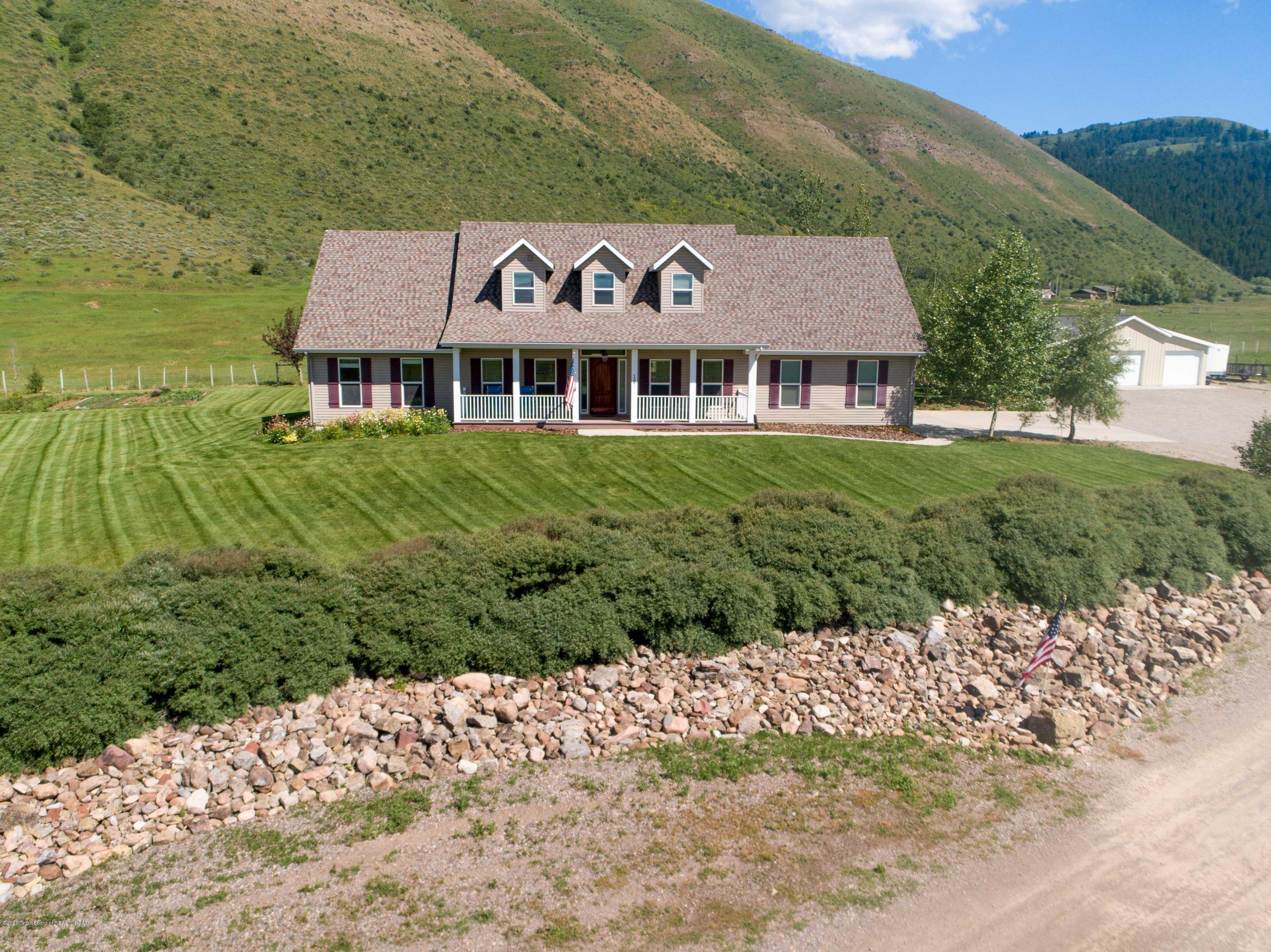 Photo of 187 FOOTHILL HEIGHTS DRIVE, Afton, WY 83110