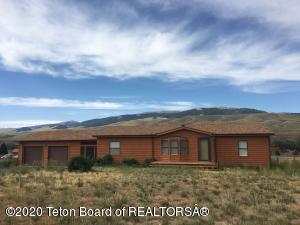 15 Painted Hills Drive, Dubois, WY