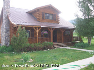 3710 CTY RD 122, Bedford, WY 83112