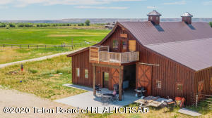 156 OLD BRAZZILL RANCH RD, Pinedale, WY 82941
