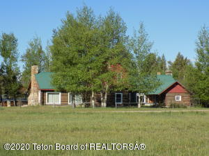 Incredible property in the heart of  Pinedale. The possibilities are endless. Resort, family ,agriculture,. It is adjacent to and has Pine creek flowing through part of the property. Forest, irrigated pasture. 1898 water rights.  Large historic ranch house with a cabin and guest house. shop/garage, barn . The parcel on Pine street has a picturesque setting including a log built chapel .Absolutely beautiful setting. There are lots along lake street that have been surveyed and platted ,however the Property is being offered as a whole.
